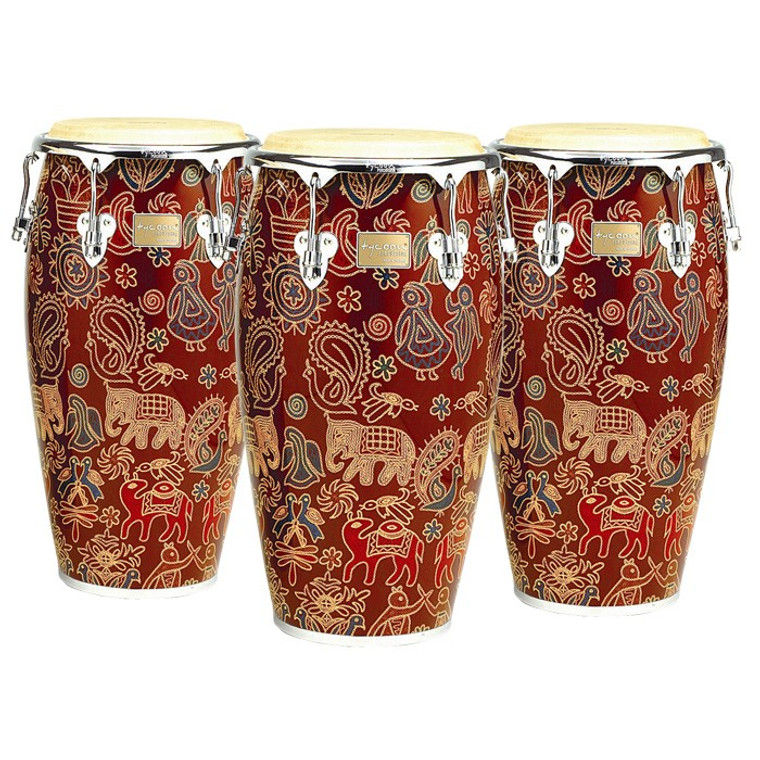Tycoon Percussion Master Fantasy Siam Series Congas