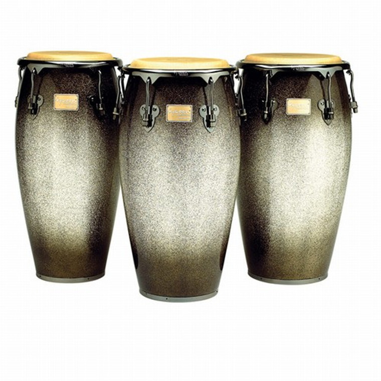 Tycoon Percussion Master Platinum Fade Series Congas