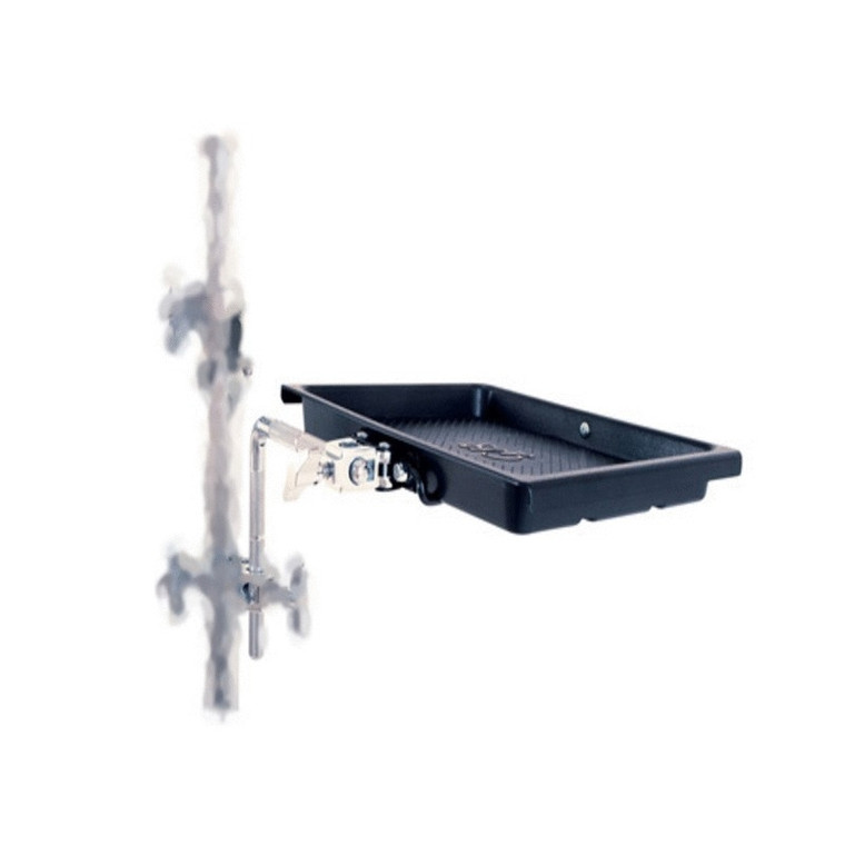 Gon Bops Percussion Tray w/ Clamp