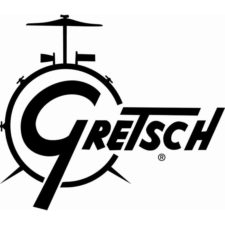 """Gretsch Gold Series 5.5x14"""" Rosewood Snare Drum"""