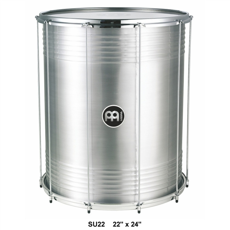 """Meinl Traditional Aluminum 22"""" Surdo"""