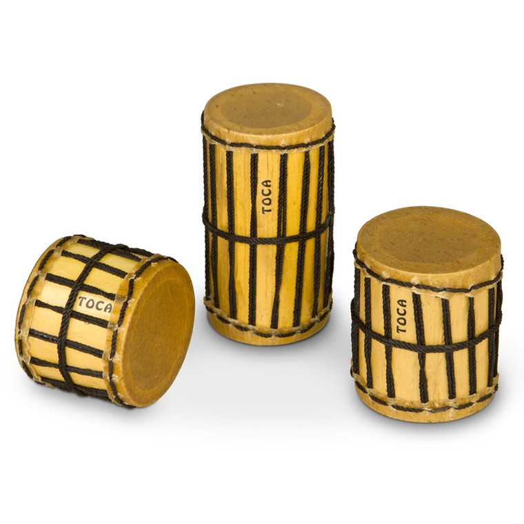 Toca Bamboo Shakers, Set of 3