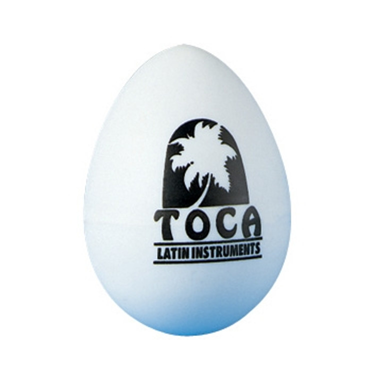 Toca Egg Shakers, White, 10 pack