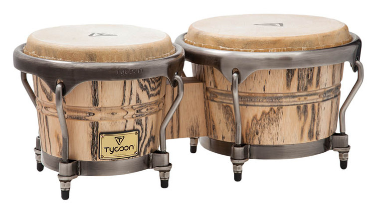 Tycoon Percussion Master Grand Series Bongos