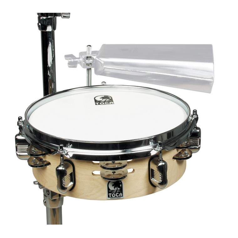 Toca Jingle Snare with Gibraltar Mount