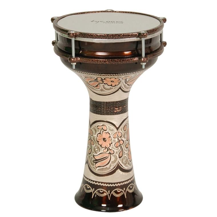 "Tycoon 14"" Turkish Copper Series Darbuka"