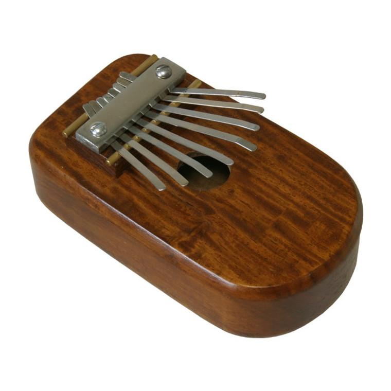 Rosewood Kalimba Thumb Piano