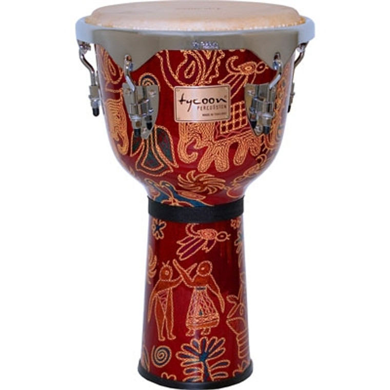 Tycoon Percussion Master Fantasy Siam Djembe