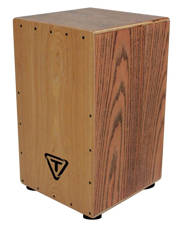 Tycoon Red Oak / American Ash Cajon
