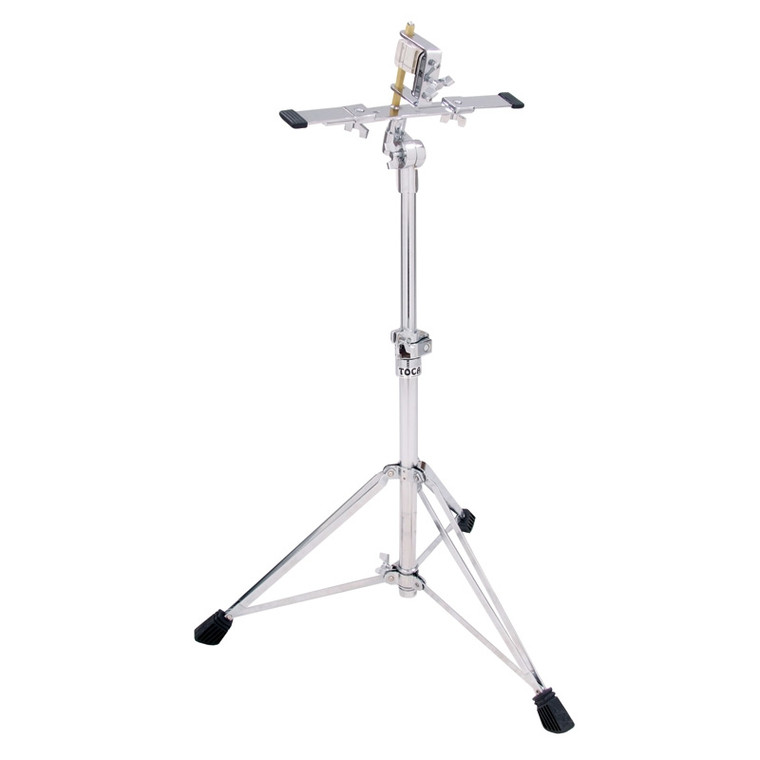 Toca Pro Bongo Stand with Adjustable Stabilizer Bar
