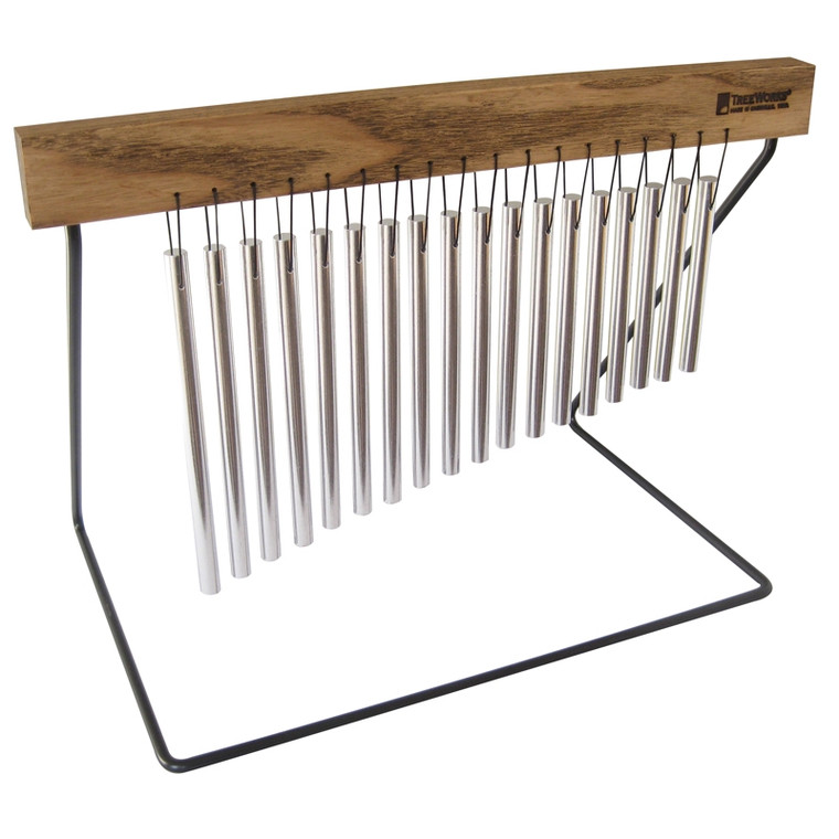 TreeWorks Table Top Chime w/ Wire Stand TRE421