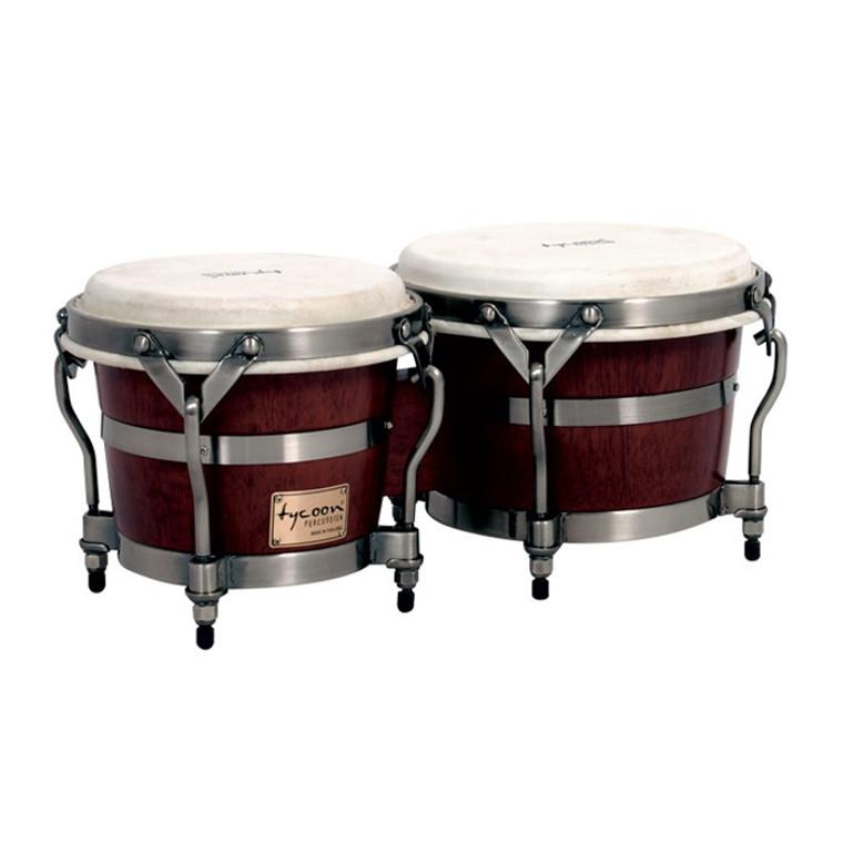 Tycoon Percussion Signature Heritage Series Bongos