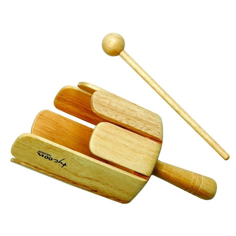 Tycoon Percussion Multi Wood Block