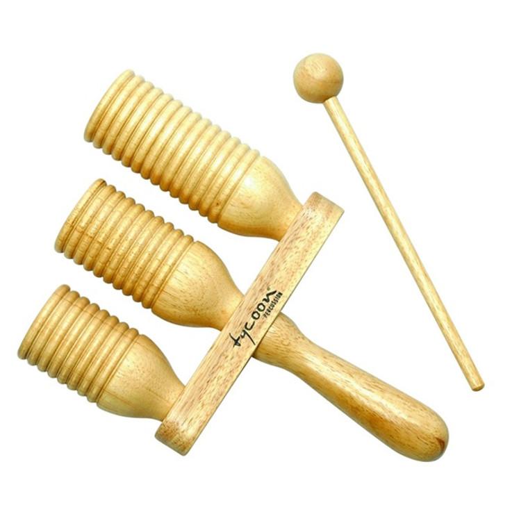 Tycoon Percussion Tone Wood Blocks