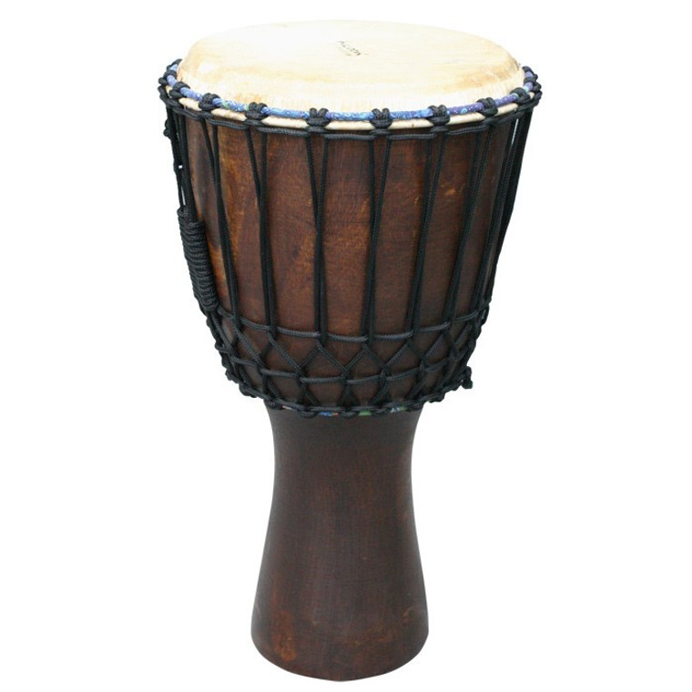 """African Djembe, Rope Tuned 12"""" Head"""
