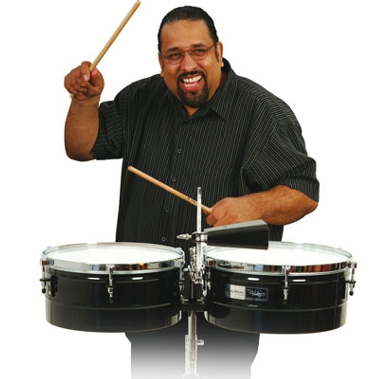 """Tycoon Percussion Ralph Irizarry Signature Series Timbales, 14"""" & 15"""""""