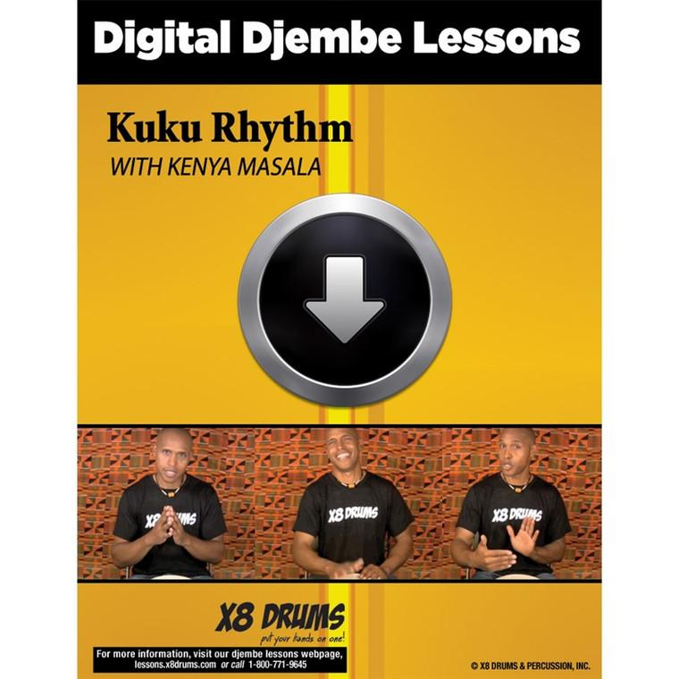 Djembe Lesson Download: Kuku Rhythm