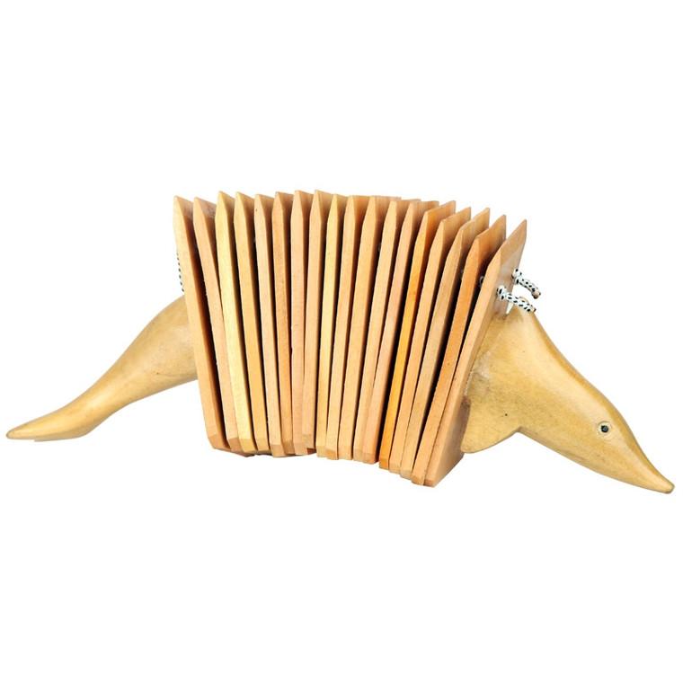 X8 Dolphin Wooden Clacker