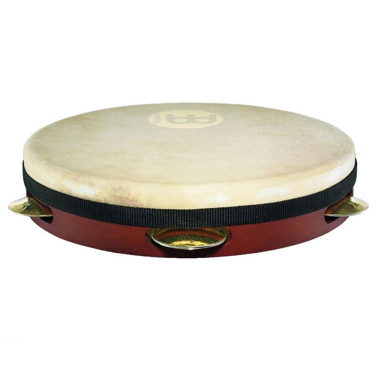 Meinl 10 in. Wood Pandeiro w/ Hand Hammered Brass Jingles