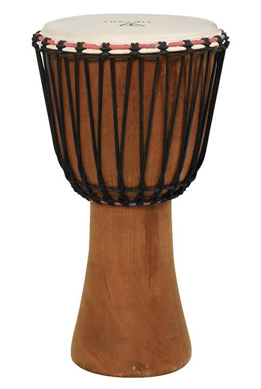 Tycoon Mango Wood African Djembe 12‰Û_