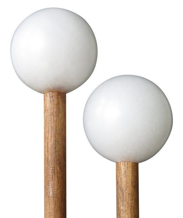 Timber Drum Company Hard Poly Mallets w/ Birch Handles