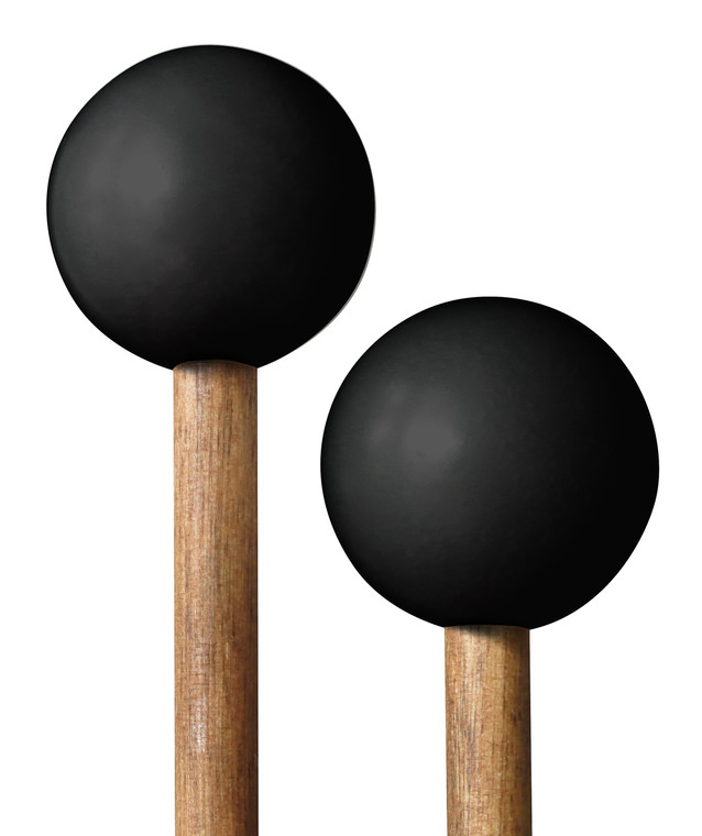 Timber Drum Company Soft Rubber Mallets w/ Birch Mallets
