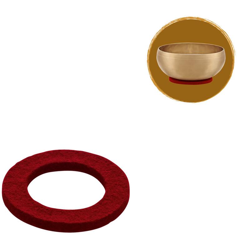 Meinl Sonic Energy SB-FR-08 Singing Bowl Felt Ring, 8cm