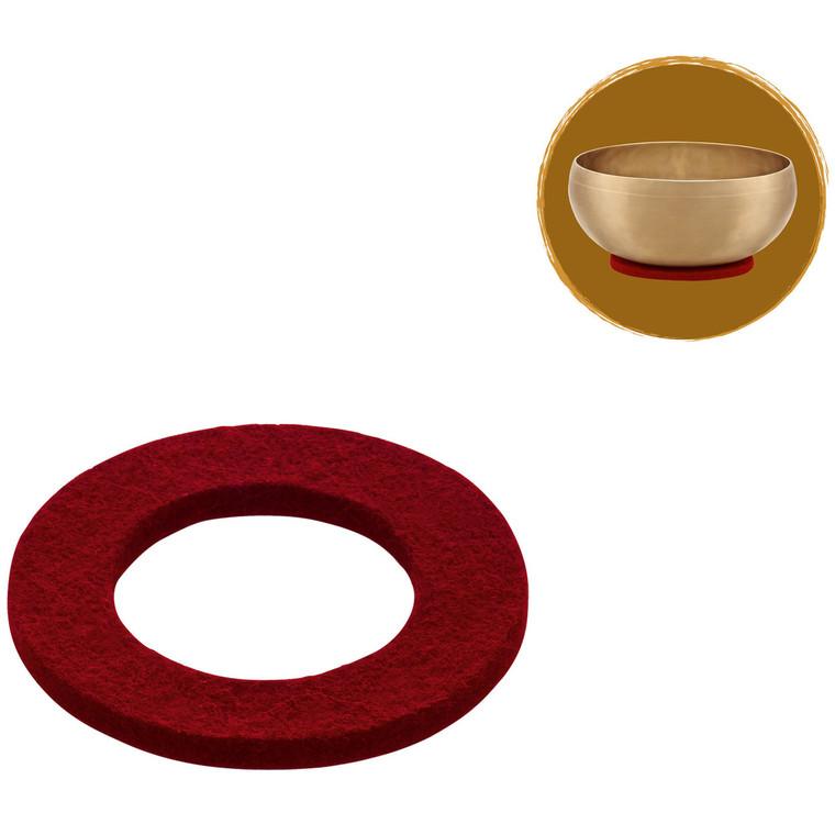 Meinl Sonic Energy SB-FR-10 Singing Bowl Felt Ring, 10cm
