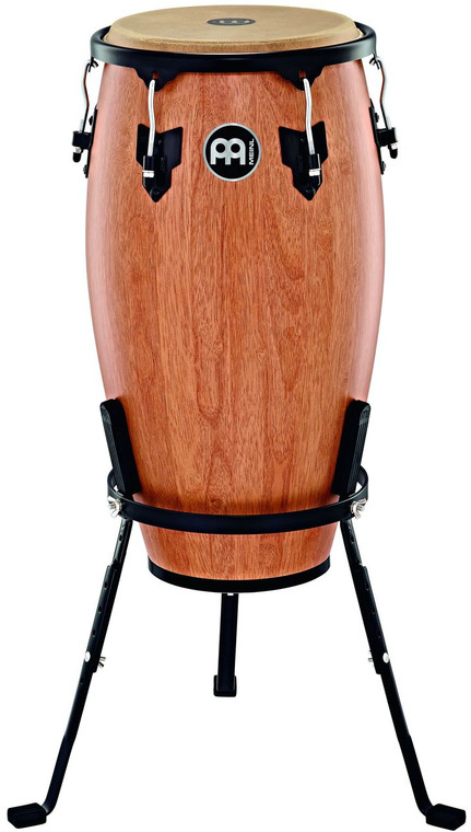 """Meinl Percussion Headliner Series 12"""" Conga, W/Basket Stand/Super Natural"""