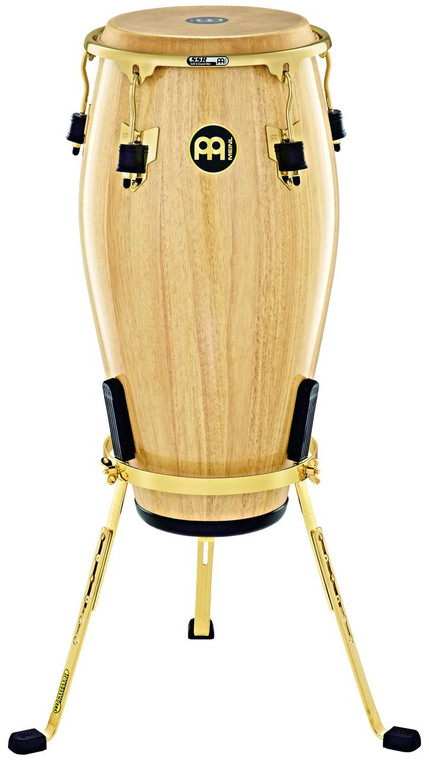 "Meinl Percussion Marathon Exclusive Series 11"" Conga. W/Stand/Gold Tone Hardware"