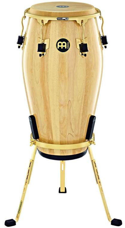 "Meinl Percussion Marathon Exclusive Series 11 3/4"" Conga, W/Stand/Gold Tone Hardware"