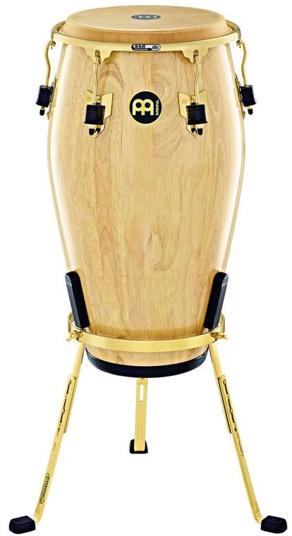"Meinl Percussion Marathon Exclusive Series 12"" Conga , W/Stand/Gold Tone Hardware"