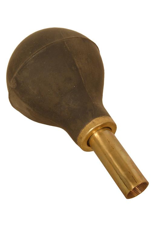 DOBANI Large Oval Bulb Horn