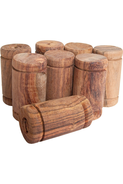 banjira Tabla Special Tuning Blocks for Dayan, Set of 8