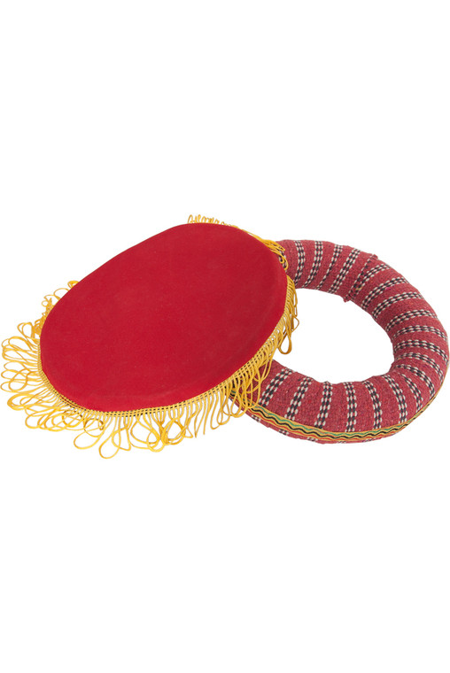 banjira Deluxe Tabla Cushion and Cover for Bayan