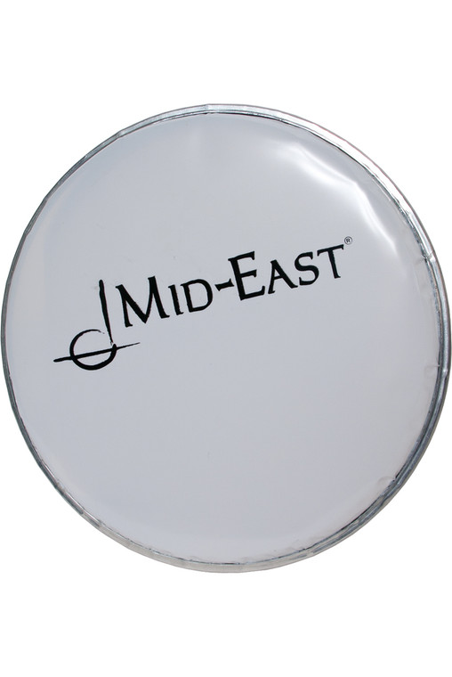 """Mid-East Synthetic Head for Copper or Aluminum Doumbek 8-5/8"""""""