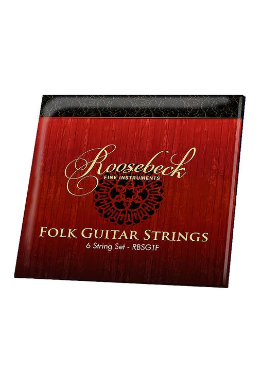 Roosebeck Folk Guitar String Set