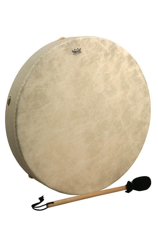 "Remo Buffalo Drum 22""x3.5"""