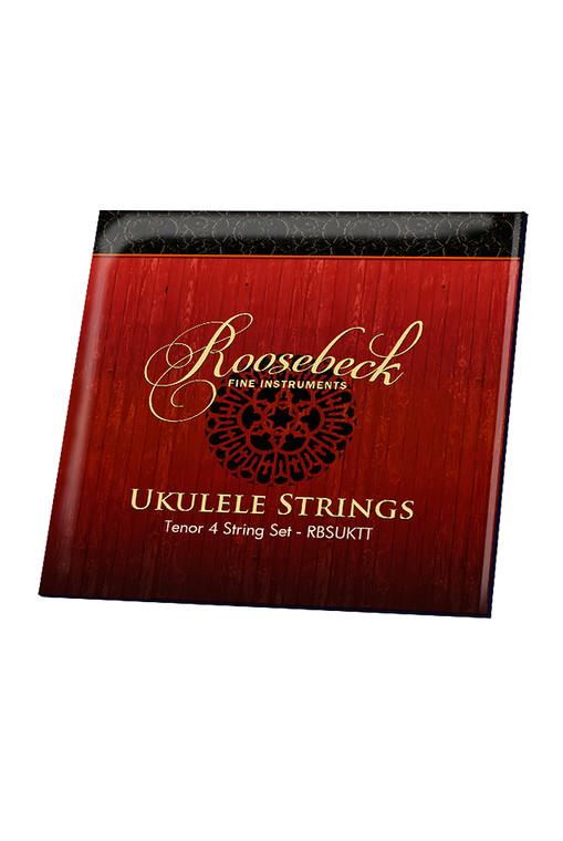 Roosebeck Tenor Uke Titanium String Set