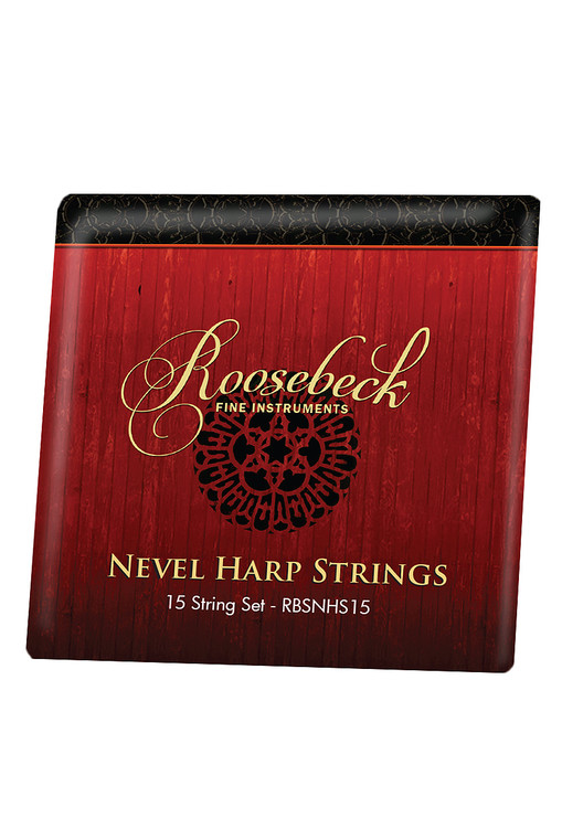 Roosebeck Nevel Harp String Set