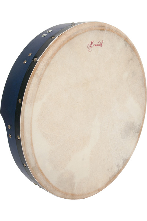 """Roosebeck Tunable Mulberry Bodhran 16"""""""