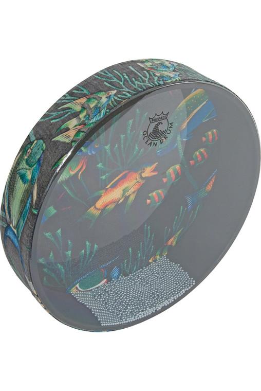 """Remo Ocean Drum 12""""x2.5"""" - Fish"""