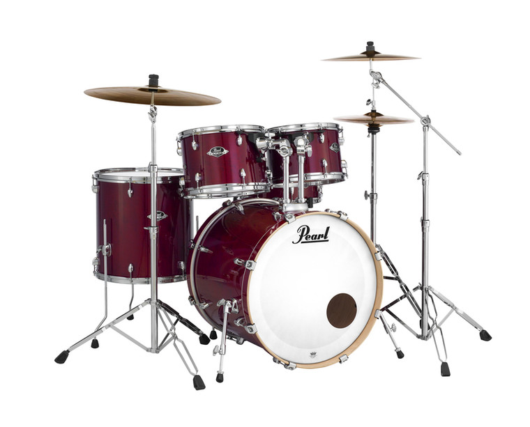 Pearl Export Lacquer  5-pc. Drum Set w/830-Series Hardware Pack