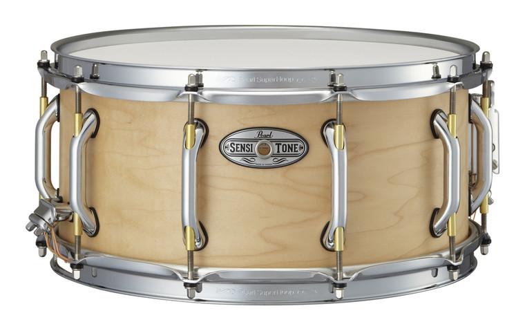 """14""""x6.5"""" Maple SensiTone Premium Snare Drum"""