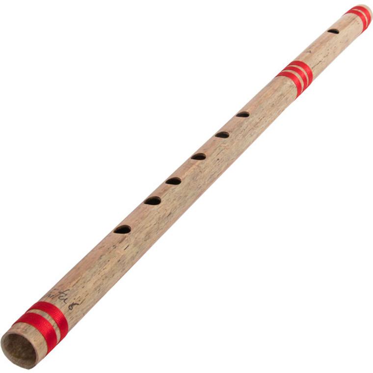 "banjira Deluxe Bansuri Flute in A 22.75"""