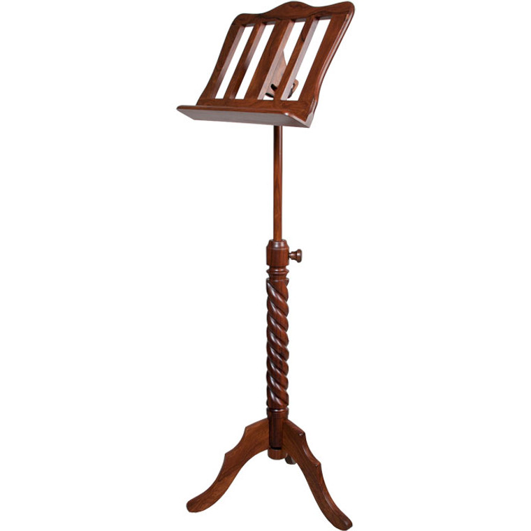 Roosebeck Single Tray Spiral Music Stand