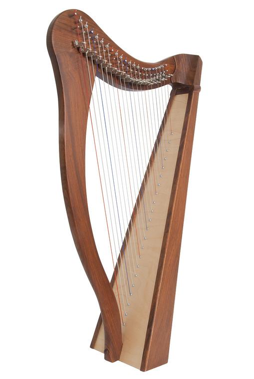 Roosebeck Heather Harp 22-String