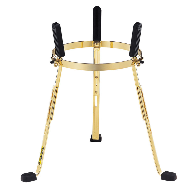 """Meinl Steely II Conga Stand 11 3/4"""" for MSA Congas, Gold"""