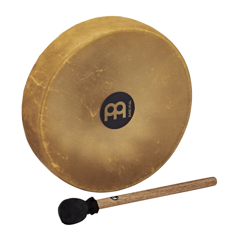 Meinl Native American-Style Hoop Drum 15 in. Buffalo Head with Beater