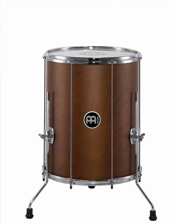 Meinl Stand Alone Wood Surdo 16 x 20 with legs